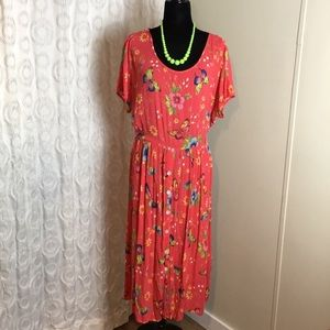 Nola dress large